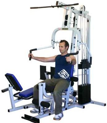 Proteus Studio 2000 Home Gym