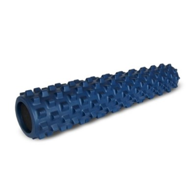 rumble roller long blue